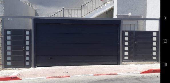 דלתות פנלים – מחיר למ״ר דגם 9